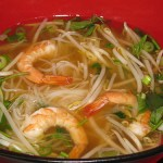 Saigon Noodle House Shrimp Pho