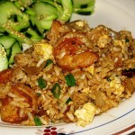 Gina's Shrimp Fried Rice