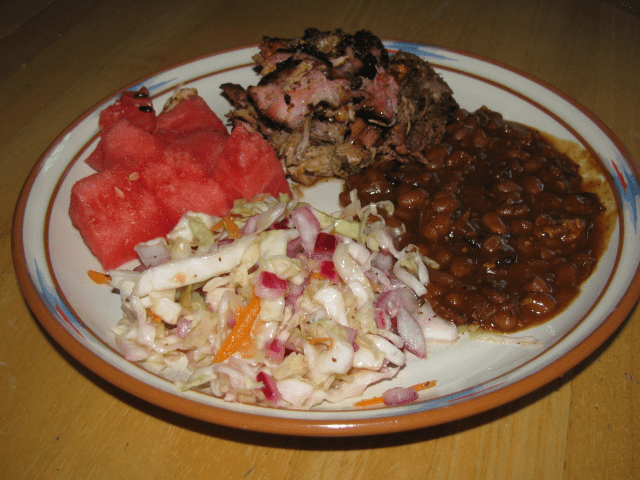 Carolina style cole slaw for Side dish recipes for grilling out