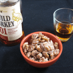 bourbon glazed pecans
