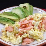 Nova Lox and Scrambled Eggs