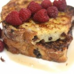 Cinnamon Vanilla French Toast