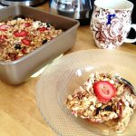Baked Fruit and Berry Oatmeal (Guest Post)