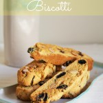 Cornmeal Honey Biscotti