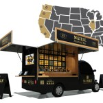 Maille Mustard Mobile in NYC!