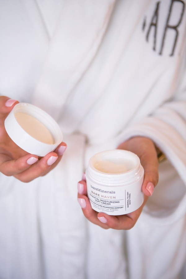 bareminerals face moisturizer