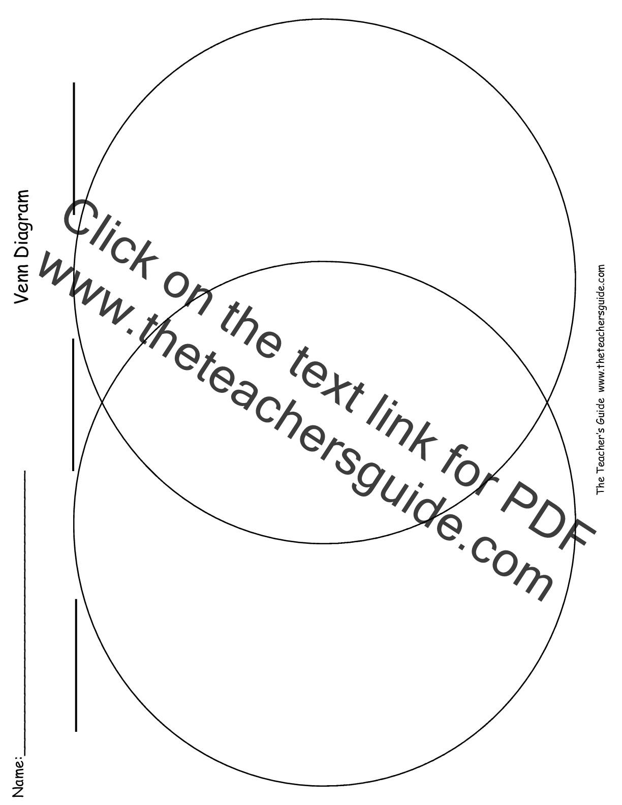 blank web diagram