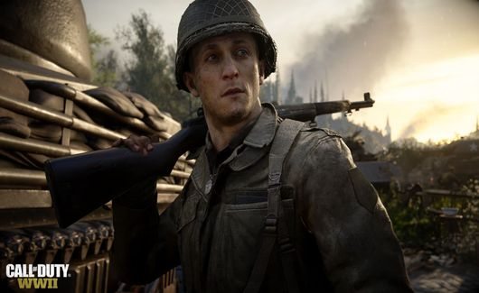 On Steam, CoD WW2 has the highest player count since Black Ops 2