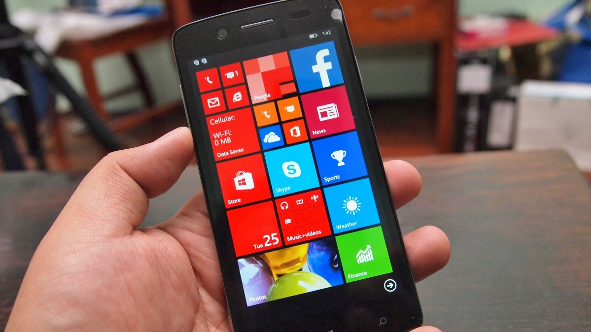 Cherry Mobile Alpha Luxe Review - Quad-Core Windows Phone With HD Dragontrail For 4k!