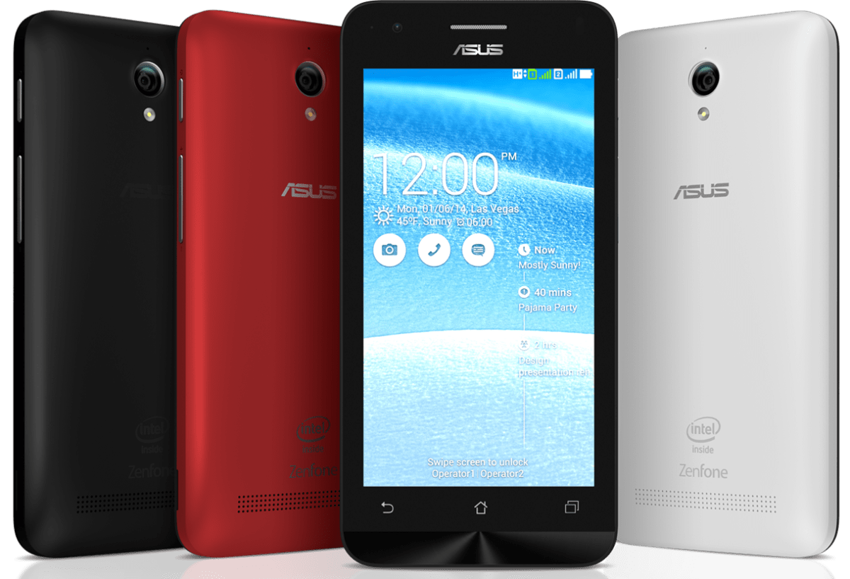 Asus Launches ZenFone C - Even Cheaper Than The Lite For PHP 4,595