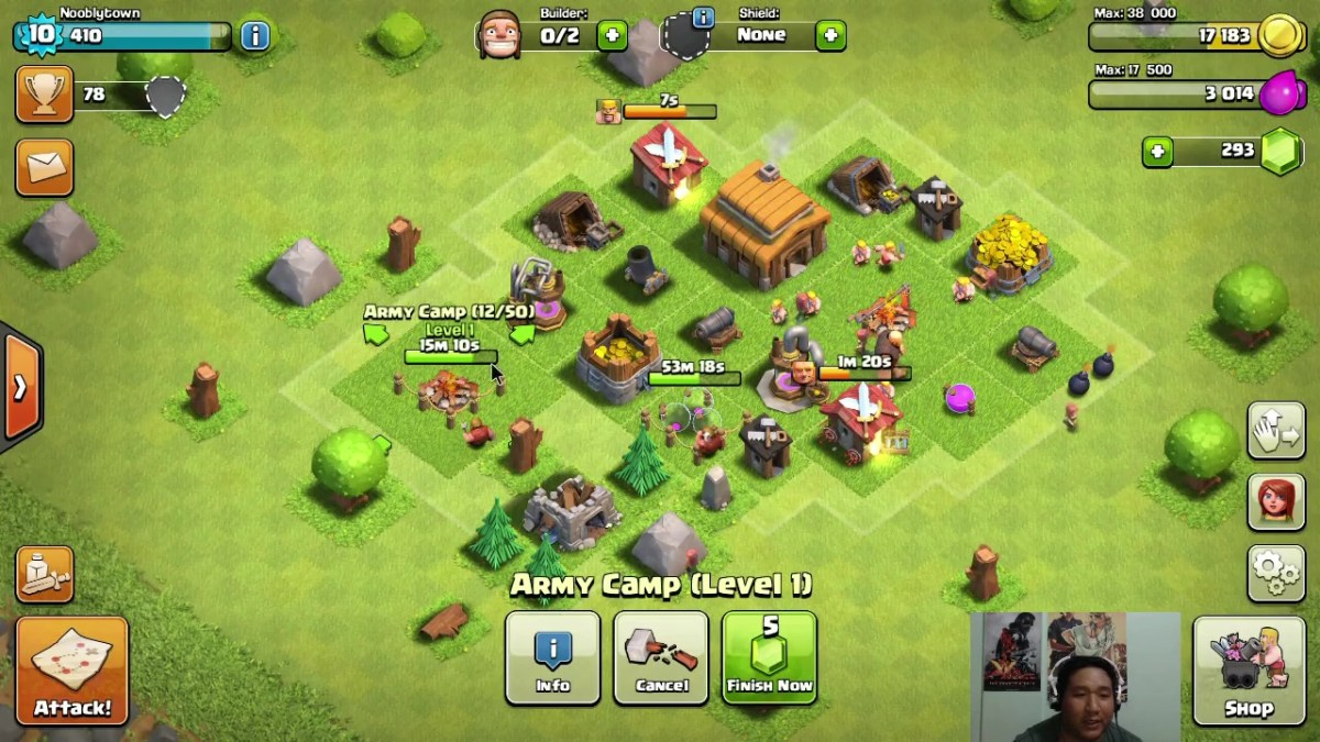 Clash Of Clans Impressions - After 2 Days Of Playing
