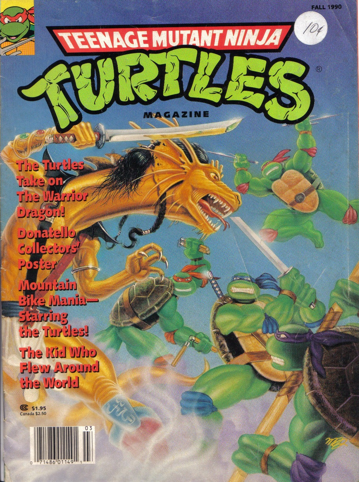 Playing In The Fall Wallpaper Tmnt Magazine Covers Tmnt Images The Technodrome