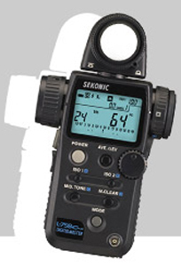 Sekonic Dualmaster L-758 Cine