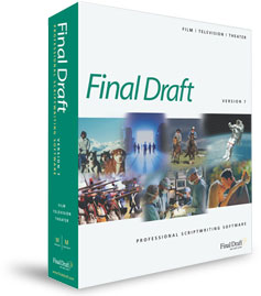 Final Draft 7 reviewed by MC Rebbe The Rapping Rabbi in The Technofile