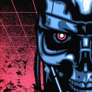 TERMINATOR 2: JUDGMENT DAY' Metallic Variant edition by Signalnoise