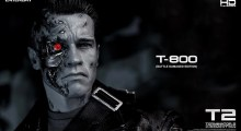 T-800 Battle Damaged Edition ENTERBAY