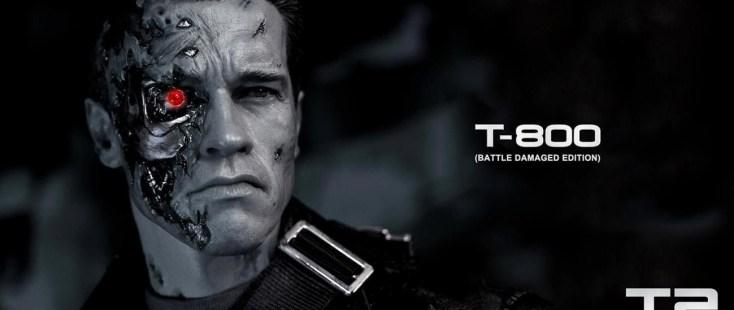 T-800 Battle Damaged Edition ENTERBAY