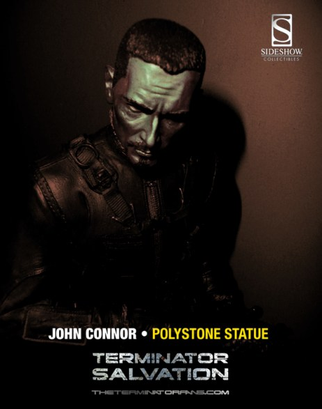 John Connor Polystone Statue Review
