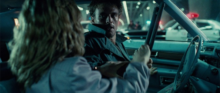 Kyle Reese takes on police