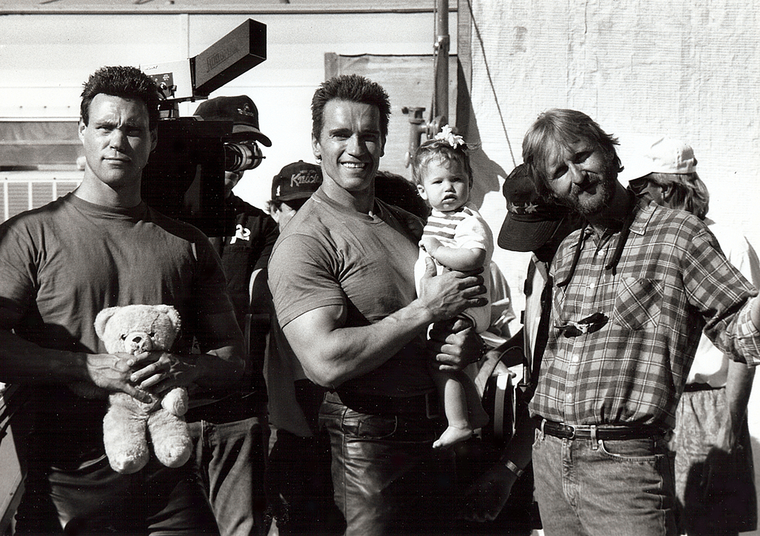Interview With Legendary Terminator Stuntman Peter Kent