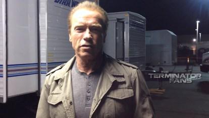 Schwarzenegger Terminator Genesis T-800 Set Image