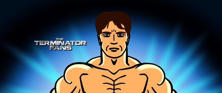 Terminator Genisys Naked Arnold