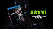 Terminator Quadrilogy Blu-Ray Zavvi