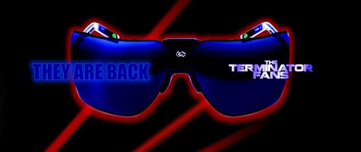 Gargoyles The Terminator Sunglasses Classic's