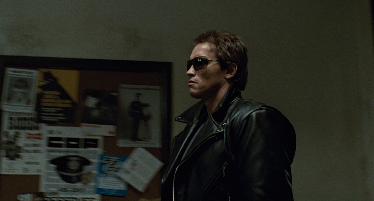 Exclusive: HEMDALE HOME VIDEO INC. The Terminator Leather Jacket Promo