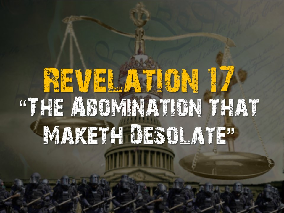 The Abomination of Desolation - Watchman Bible Study