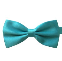 Aqua Blue Bow Tie  The Tie Rack Australia | Shop Online ...