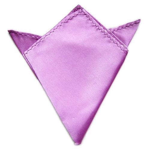 Light Purple Pocket Square  The Tie Rack Australia