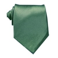 Bottle Green Solid Neck Tie  The Tie Rack Australia ...