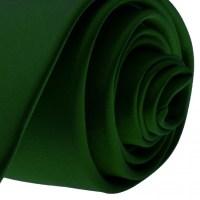 Solid hunter green ties - Classic 3.5 Inch width ...