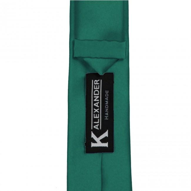 Teal Green skinny ties