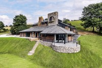 Move to a house built into a hillside