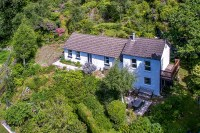 Move to a house built into a hillside | Bricks & Mortar ...
