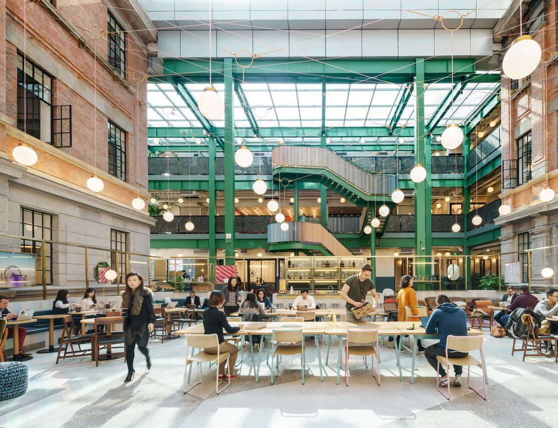 Wework to become its own landlord | Business | The Times