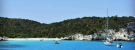 Discovering the 40 saints above Paxoi and Pelekas: Two (summer) P's in a pod plus the new, undiscovered Med 'gem'