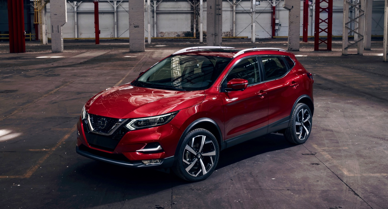 2020 nissan rogue sport gets a refresh