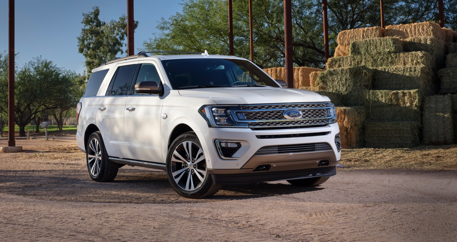 ford 2021 king ranch