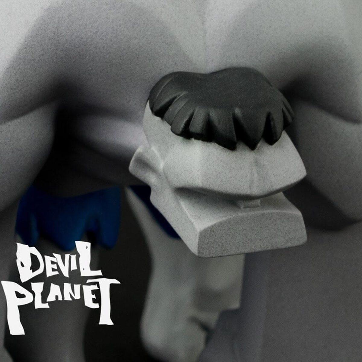 Mr Gray DEVIL PLANET HULK By Kang Goon x TJ Cha head