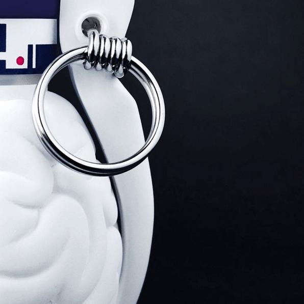 R2-D2 Brainades By Emilio Garcia x JPS