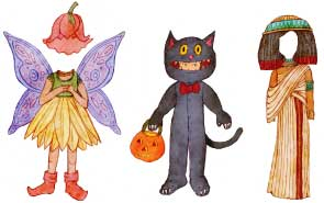 Have Fun With Paperdolls