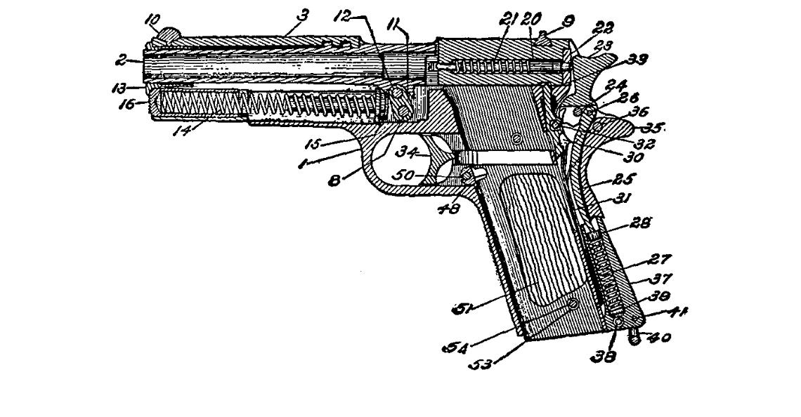 semiautomatic diagram