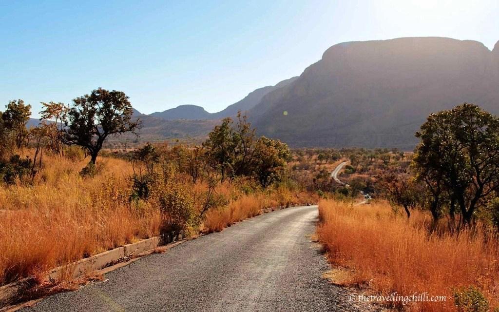 Marakele sanparks national park south africa