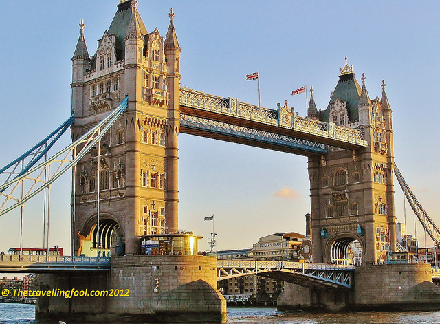 The Tower Bridge