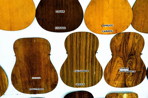 Alegre Guitar Woods