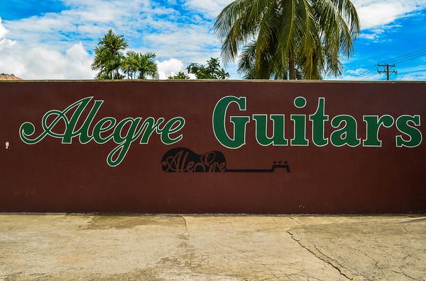 Alegre Guitar Factory