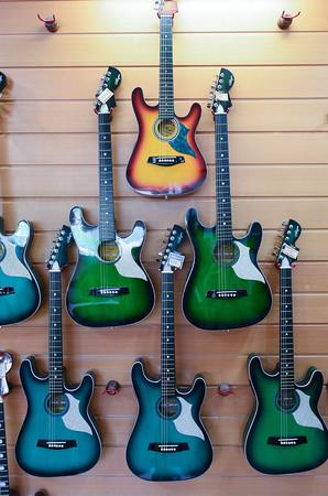 Alegre Guitar Showroom